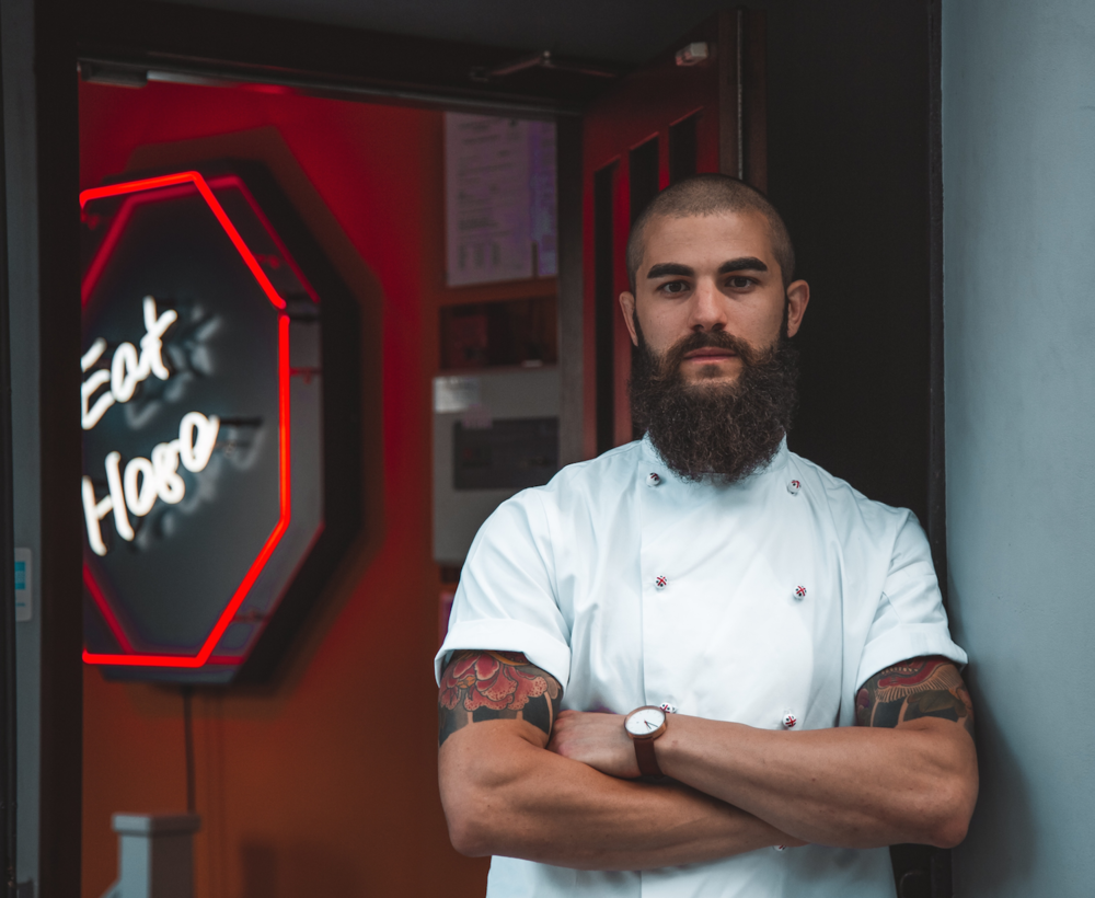 Antonio Vacca Chef Residency Summer 2020