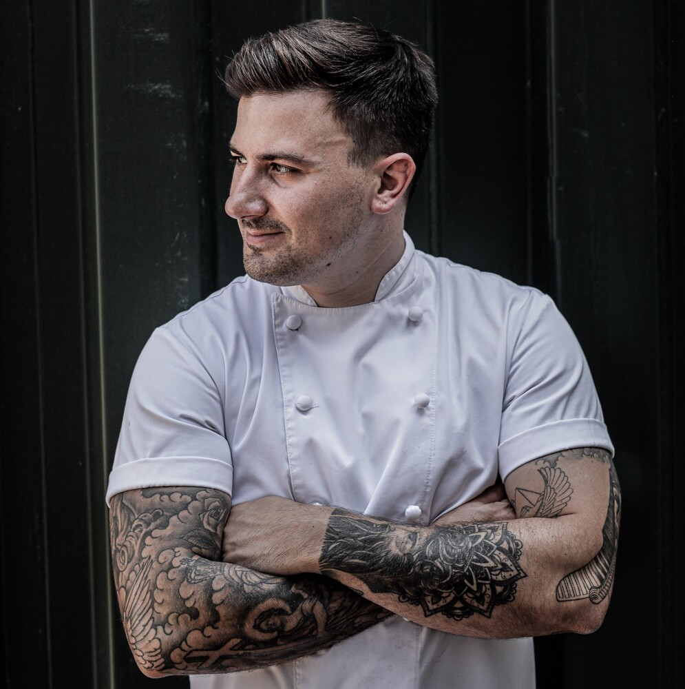 Josh Stanzl Chef Residency Holland Park Summer 2020